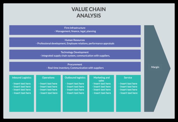 Analisi della catena del valore