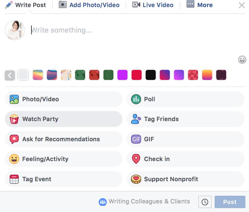 gruppi di Facebook per le imprese