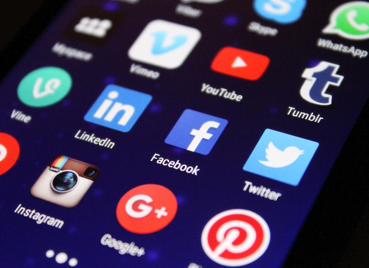 app di social media