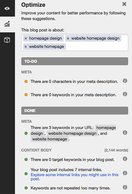 scopri come ottimizzare il tuo blog hubspot