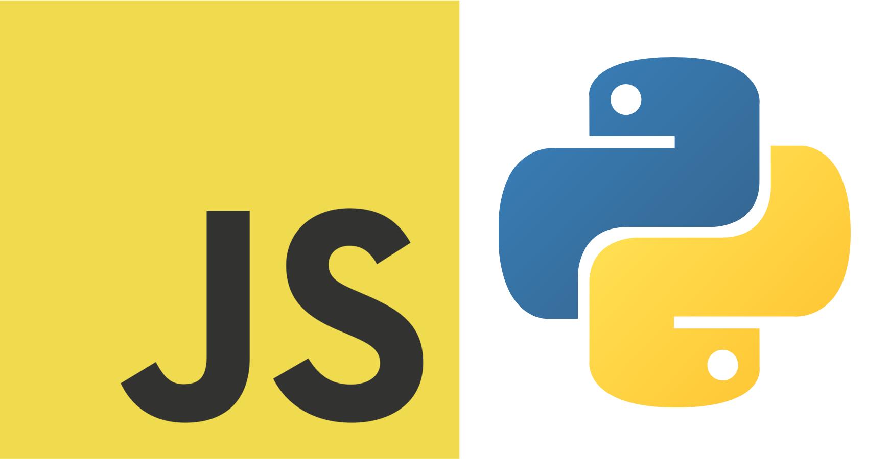loghi javascript vs python
