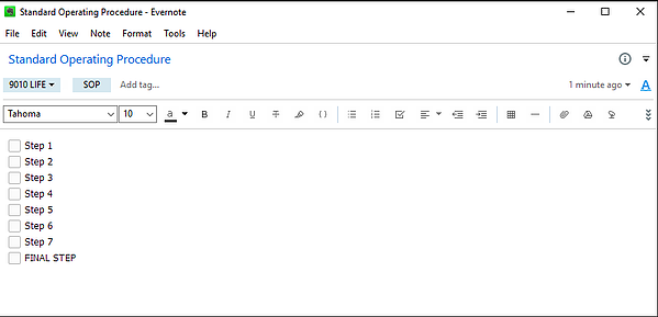 "Creazione di SOP in Evernote ""larghezza ="" 600 ""style ="" larghezza: 600px; margine: 0px auto; ""srcset ="" https://blog.hubspot.com/hs-fs/hubfs/Screen%20Shot%202019-08-21%20at%2010.03.15%20AM.png?width=300&name=Screen % 20Shot% 202019-08-21% 20at% 2010.03.15% 20 AM.png 300w, https://blog.hubspot.com/hs-fs/hubfs/Screen%20Shot%202019-08-21%20at%2010.03. 15% 20 AM.png? Width = 600 & name = Screen% 20Shot% 202019-08-21% 20at% 2010.03.15% 20 AM.png 600w, https://blog.hubspot.com/hs-fs/hubfs/Screen%20Shot % 202019-08-21% 20at% 2010.03.15% 20 AM.png? Larghezza = 900 e nome = schermo% 20Shot% 202019-08-21% 20at% 2010.03.15% 20 AM.png 900w, https: //blog.hubspot. com / HS-fs / hubfs / schermo% 20Shot% 202019-08-21% 20at% 2010.03.15% 20 AM.png? width = 1200 & name = schermo% 20Shot% 202019-08-21% 20at% 2010.03.15% 20AM. png 1200w, https://blog.hubspot.com/hs-fs/hubfs/Screen%20Shot%202019-08-21%20at%2010.03.15%20AM.png?width=1500&name=Screen%20Shot%202019-08 -21% 20at% 2010.03.15% 20 AM.png 1500w, https://blog.hubspot.com/hs-fs/hubfs/Screen%20Shot%202019-08-21%20at%2010.03.15%20AM.png? larghezza = 1800 e nome = schermo% 20Shot% 202019-08-21% 20at% 2010.03.15% 20 AM.png 18 00w ""size ="" (larghezza massima: 600px) 100vw, 600px"
