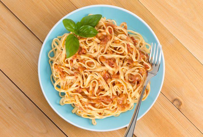 salsa per la pasta