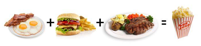 alimentare equazione