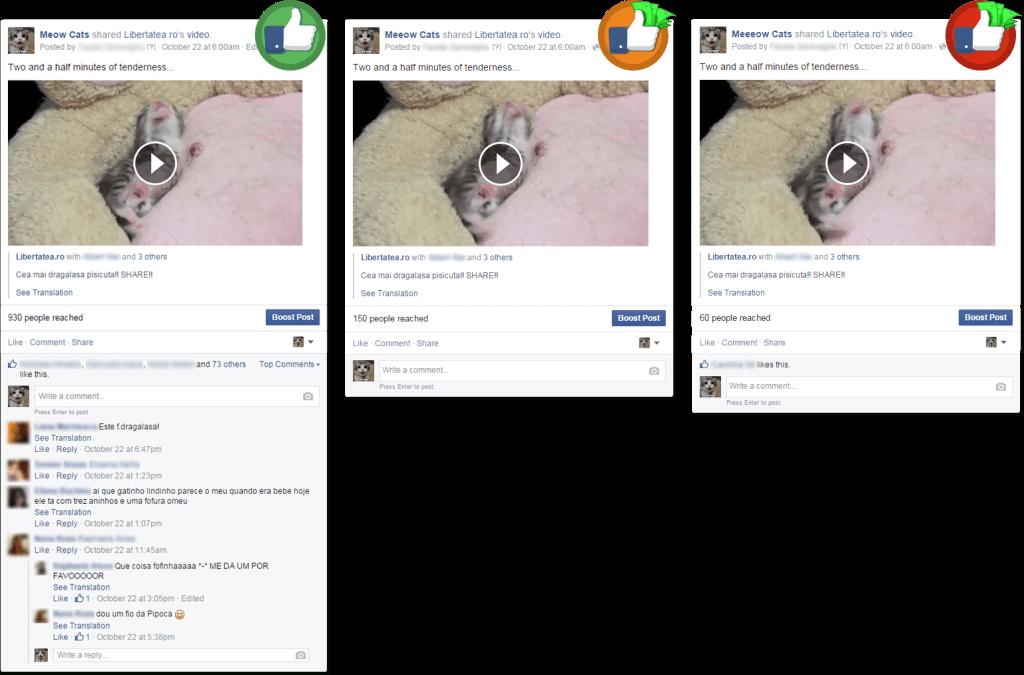 L'acquisto di Facebook è un esempio di coinvolgimento