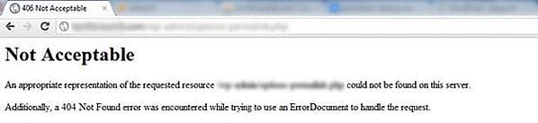"""Un esempio di un messaggio di codice di errore 406. """"width ="""" 600 """"style ="""" width: 600px; blocco di visualizzazione; margine: 0px auto; """"srcset ="""" https://blog.hubspot.com/hs-fs/hubfs/error-406-not-acceptable-example.jpg?width=300&name=error-406-not-acceptable-example .jpg 300w, https://blog.hubspot.com/hs-fs/hubfs/error-406-not-acceptable-example.jpg?width=600&name=error-406-not-acceptable-example.jpg 600w, https : //blog.hubspot.com/hs-fs/hubfs/error-406-not-acceptable-example.jpg? larghezza = 900 & nome = errore-406-non-accettabile-esempio.jpg 900w, https: // blog. hubspot.com/hs-fs/hubfs/error-406-not-acceptable-example.jpg?width=1200&name=error-406-not-acceptable-example.jpg 1200w, https://blog.hubspot.com/hs -fs / hubfs / errore-406-non-accettabile-esempio.jpg? larghezza = 1500 & nome = errore-406-non-accettabile-esempio.jpg 1500w, https://blog.hubspot.com/hs-fs/hubfs/ errore-406-non-accettabile-esempio.jpg? larghezza = 1800 & nome = errore-406-non-accettabile-esempio.jpg 1800w """"dimensioni ="""" (larghezza massima: 600px) 100vw, 600px"""