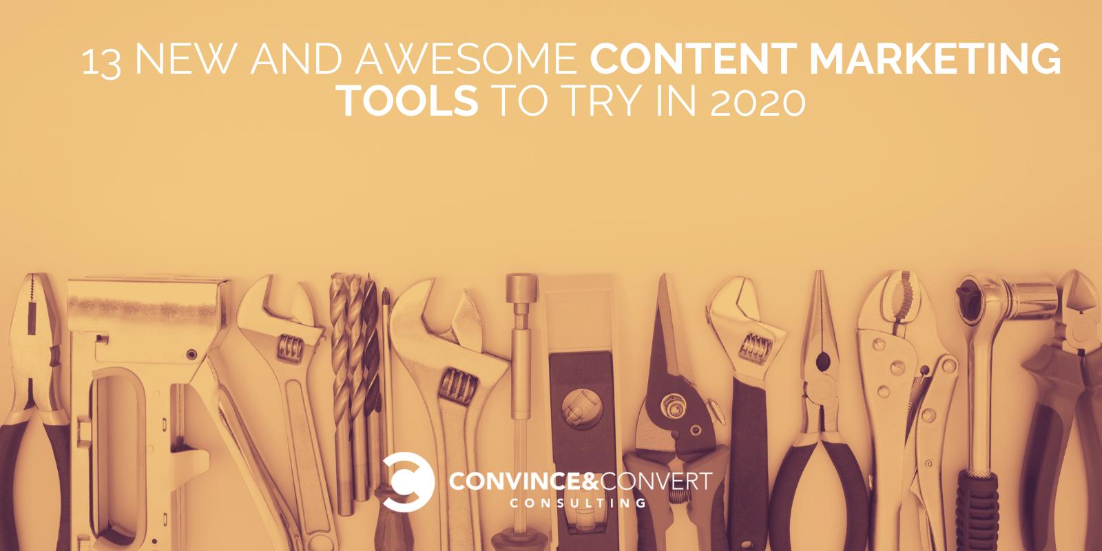 Strumenti di marketing dei contenuti