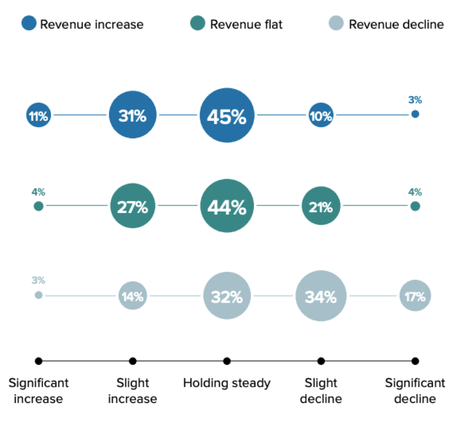 [Email marketing effectiveness and revenue growth]