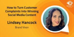 Come trasformare i reclami dei clienti in contenuti social media vincenti
