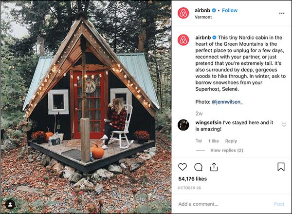 Marchio Airbnb