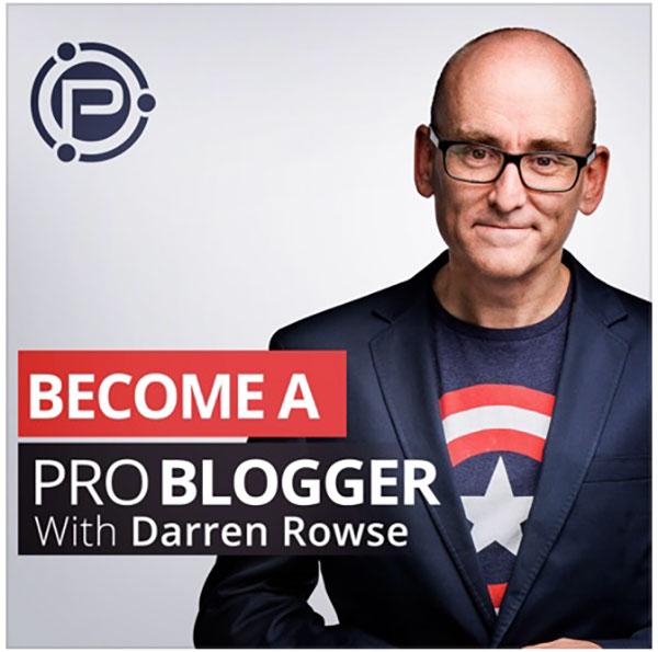 Diventa un podcast ProBlogger