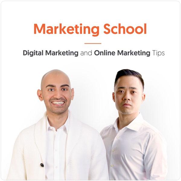 Podcast della scuola di marketing