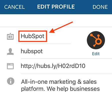 "edit-instagram-business-name.png ""title ="" edit-instagram-business-name.png ""larghezza ="" 450 ""dati vincolati ="" vero ""stile ="" larghezza: 450px; ""srcset ="" https: // blog.hubspot.com/hs-fs/hubfs/edit-instagram-business-name.png?width=225&name=edit-instagram-business-name.png 225w, https://blog.hubspot.com/hs-fs /hubfs/edit-instagram-business-name.png?width=450&name=edit-instagram-business-name.png 450w, https://blog.hubspot.com/hs-fs/hubfs/edit-instagram-business- name.png? width = 675 & name = edit-instagram-business-name.png 675w, https://blog.hubspot.com/hs-fs/hubfs/edit-instagram-business-name.png?width=900&name=edit -instagram-business-name.png 900w, https://blog.hubspot.com/hs-fs/hubfs/edit-instagram-business-name.png?width=1125&name=edit-instagram-business-name.png 1125w , https://blog.hubspot.com/hs-fs/hubfs/edit-instagram-business-name.png?width=1350&name=edit-instagram-business-name.png 1350w ""size ="" (larghezza massima: 450px) 100vw, 450px"