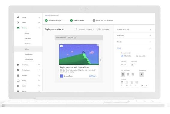 Funzioni principali di Google Ads Manager