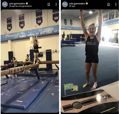 "UCLA Gymnastics Team Snapchat Scopri la storia ""width ="" 384 ""style ="" larghezza: 384px; blocco di visualizzazione; margine: 0px auto; ""srcset ="" https://blog.hubspot.com/hs-fs/hubfs/How%2013%20Brands%20Are%20Leveraging%20Snapchat%20Discover-11.png?width=192&name=How%2013 % 20Brands% 20Are% 20Leveraging% 20Snapchat% 20Discover-11.png 192w, https://blog.hubspot.com/hs-fs/hubfs/How%2013%20Brands%20Are%20Leveraging%20Snapchat%20Discover-11.png? width = 384 & name = How% 2013% 20Brands% 20Are% 20Leveraging% 20Snapchat% 20Discover-11.png 384w, https://blog.hubspot.com/hs-fs/hubfs/How%2013%20Brands%20Are%20Leveraging%20Snapchat % 20Discover-11.png? Width = 576 & name = How% 2013% 20Brands% 20Are% 20Leveraging% 20Snapchat% 20Discover-11.png 576w, https://blog.hubspot.com/hs-fs/hubfs/How%2013% 20 Marchi% 20Are% 20Leveraging% 20Snapchat% 20Scopri-11.png? Larghezza = 768 e nome = How% 2013% 20Brands% 20Are% 20Leveraging% 20Snapchat% 20Discover-11.png 768w, https://blog.hubspot.com/hs-fs /hubfs/How%2013%20Brands%20Are%20Leveraging%20Snapchat%20Discover-11.png?width=960&name=How%2013%20Brands%20Are%20Leveraging%20Snapchat%20Discover-11.png 960w, https: blog hubspot.co m / hs-fs / hubfs / How% 2013% 20Brands% 20Are% 20Leveraging% 20Snapchat% 20Discover-11.png? width = 1152 & name = How% 2013% 20Brands% 20Are% 20Leveraging% 20Snapchat% 20Discover-11.png 1152w ""dimensioni = ""(larghezza massima: 384 px) 100 Vw, 384 px"