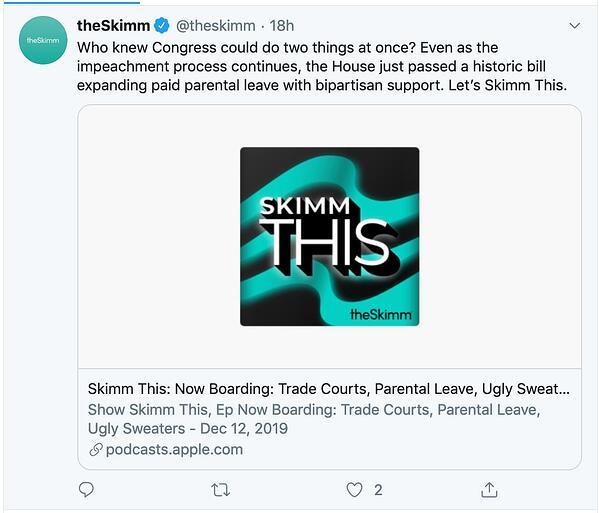 """Skimm mette in mostra la sua personalità attraverso la messaggistica del marchio. """"Width ="""" 600 """"style ="""" width: 600px; blocco di visualizzazione; margine: 0px auto; """"srcset ="""" https://blog.hubspot.com/hs-fs/hubfs/the-skimm-example.jpg?width=300&name=the-skimm-example.jpg 300w, https: // blog.hubspot.com/hs-fs/hubfs/the-skimm-example.jpg?width=600&name=the-skimm-example.jpg 600w, https://blog.hubspot.com/hs-fs/hubfs/the -skimm-example.jpg? larghezza = 900 & nome = the-skimm-example.jpg 900w, https://blog.hubspot.com/hs-fs/hubfs/the-skimm-example.jpg?width=1200&name=the- skimm-example.jpg 1200w, https://blog.hubspot.com/hs-fs/hubfs/the-skimm-example.jpg?width=1500&name=the-skimm-example.jpg 1500w, https: // blog. hubspot.com/hs-fs/hubfs/the-skimm-example.jpg?width=1800&name=the-skimm-example.jpg 1800w """"dimensioni ="""" (larghezza massima: 600px) 100vw, 600px"""