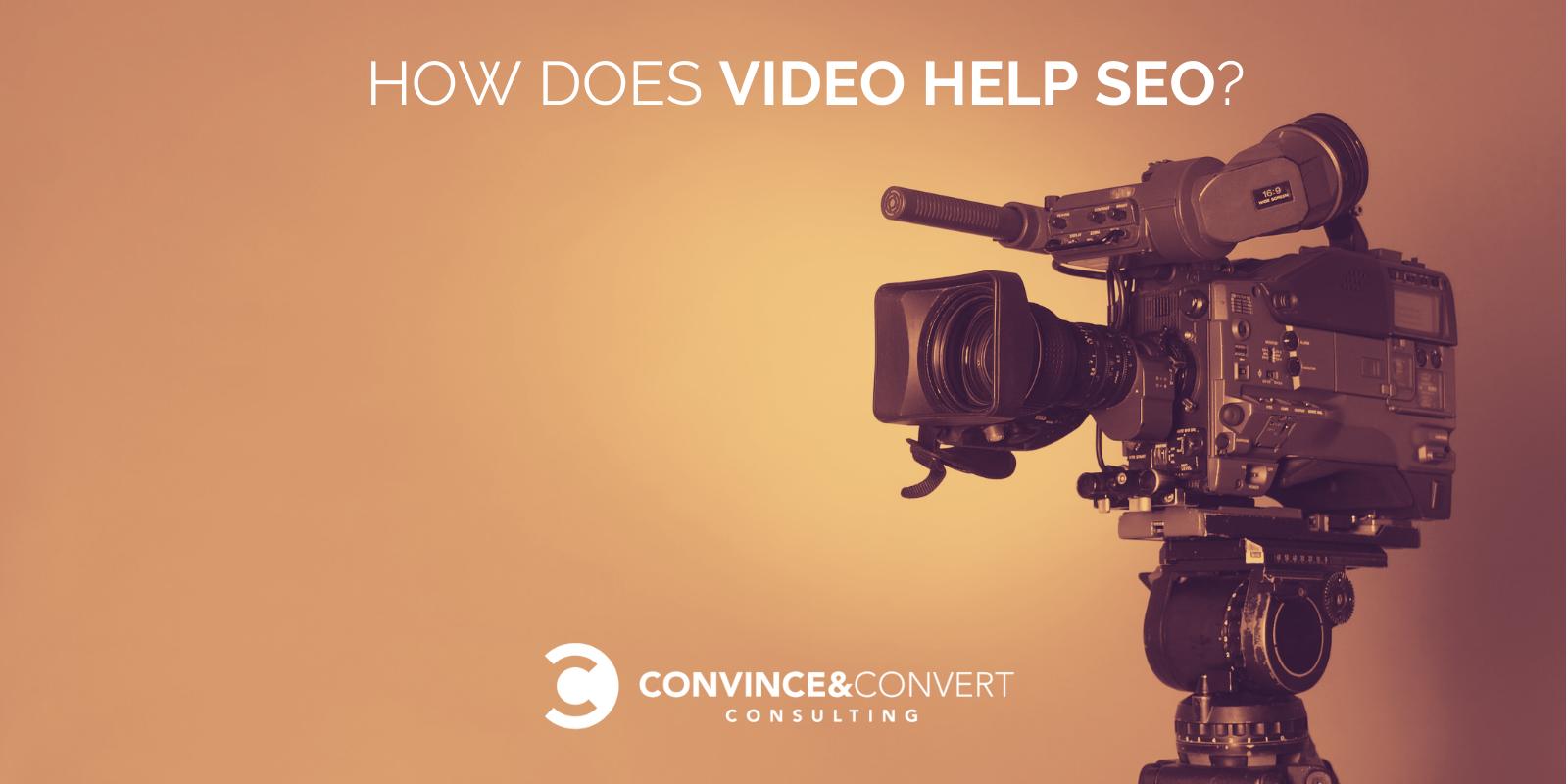 In che modo il video aiuta SEO?