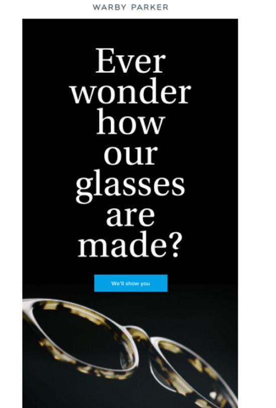 "Email di Warby Parker ""width ="" 550 ""height ="" 813 ""srcset ="" https://megamarketing.it/wp-content/uploads/2019/12/Questi-5-errori-trattengono-i-tuoi-piani-di-marketing-digitale.png 550w, https: //www.smartinsights.com/wp-content/uploads/2019/12/Warby-Parker-email-101x150.png 101w, https://www.smartinsights.com/wp-content/uploads/2019/12/Warby -Parker-email-250x370.png 250w, https://www.smartinsights.com/wp-content/uploads/2019/12/Warby-Parker-email.png 600w ""dimensioni ="" (larghezza massima: 550px) 100vw , 550px"
