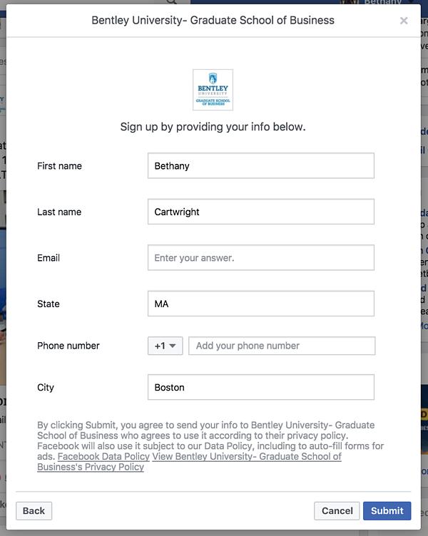 "Annunci lead Facebook ""larghezza ="" 600 ""style ="" larghezza: 600px; blocco di visualizzazione; margine sinistro: auto; margin-right: auto; ""title ="" Facebook Lead Ads ""caption ="" false ""data-limits ="" true ""srcset ="" https://blog.hubspot.com/hs-fs/hubfs/lead%20ads%203 .png? width = 300 & name = lead% 20ads% 203.png 300w, https://blog.hubspot.com/hs-fs/hubfs/lead%20ads%203.png?width=600&name=lead%20ads%203. png 600w, https://blog.hubspot.com/hs-fs/hubfs/lead%20ads%203.png?width=900&name=lead%20ads%203.png 900w, https://blog.hubspot.com/ hs-fs / hubfs / lead% 20ads% 203.png? larghezza = 1200 e nome = lead% 20ads% 203.png 1200w, https://blog.hubspot.com/hs-fs/hubfs/lead%20ads%203.png ? width = 1500 & name = lead% 20ads% 203.png 1500w, https://blog.hubspot.com/hs-fs/hubfs/lead%20ads%203.png?width=1800&name=lead%20ads%203.png 1800w ""size ="" (larghezza massima: 600px) 100vw, 600px"
