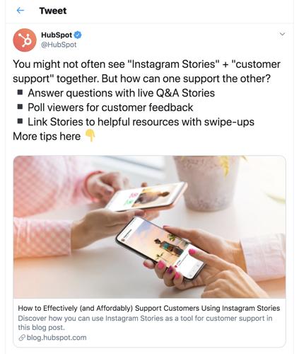 come promuovere il tuo blog social media twitter