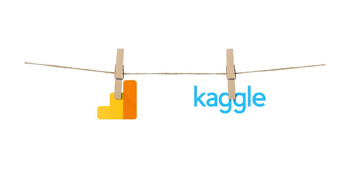 google analytics data e kaggle.
