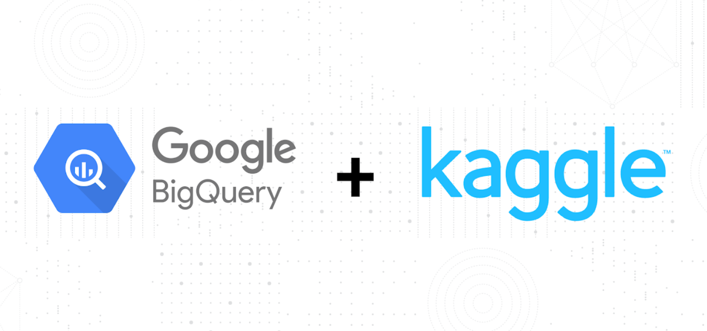 google bigquery e kaggle.