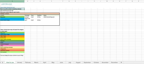"Calendario di marketing per la strategia digitale ""width ="" 550 ""height ="" 244 ""srcset ="" https://www.smartinsights.com/wp-content/uploads/2020/01/Marketing-calendar-for-digital-strategy-550x244 .png 550w, https://www.smartinsights.com/wp-content/uploads/2020/01/Marketing-calendar-for-digital-strategy-700x310.png 700w, https://www.smartinsights.com/wp -content / uploads / 2020/01 / Marketing-calendar-for-digital-strategy-150x66.png 150w, https://www.smartinsights.com/wp-content/uploads/2020/01/Marketing-calendar-for- digital-strategy-768x340.png 768w, https://www.smartinsights.com/wp-content/uploads/2020/01/Marketing-calendar-for-digital-strategy-250x111.png 250w, https: // www. smartinsights.com/wp-content/uploads/2020/01/Marketing-calendar-for-digital-strategy.png 939w ""dimensioni ="" (larghezza massima: 550px) 100vw, 550px"