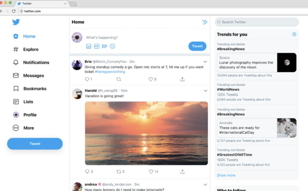 come commercializzare la tua attività su Twitter