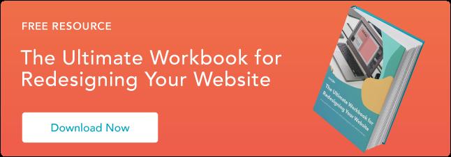 Blog - Guida alla cartella di lavoro per la riprogettazione del sito Web [List-Based]