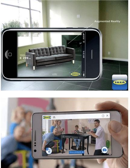 """App per realtà aumentata di Ikea """"width ="""" 431 """"height ="""" 556 """"srcset ="""" https://megamarketing.it/wp-content/uploads/2020/01/1579774377_79_Come-far-crescere-la-tua-attività-di-e-commerce-nel-2020.png 431w, https : //www.smartinsights.com/wp-content/uploads/2020/01/Ikeas-augmented-realty-app-116x150.png 116w, https://www.smartinsights.com/wp-content/uploads/2020/ 01 / Ikeas-augmented-realty-app-250x323.png 250w """"dimensioni ="""" (larghezza massima: 431px) 100vw, 431px"""