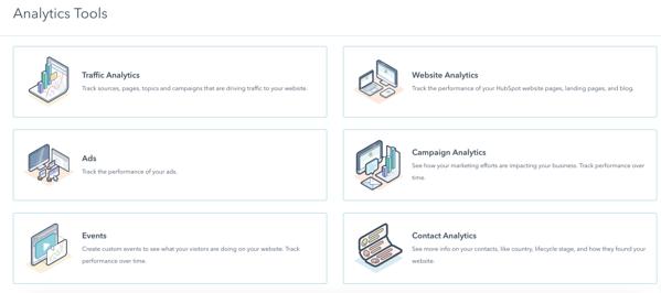 """Lo strumento di analisi HubSpot può creare report per marketing, vendite e assistenza. """"Width ="""" 600 """"style ="""" width: 600px; blocco di visualizzazione; margine: 0px auto; """"srcset ="""" https://blog.hubspot.com/hs-fs/hubfs/hubspot-tracking.png?width=300&name=hubspot-tracking.png 300w, https: //blog.hubspot. com / hs-fs / hubfs / hubspot-tracking.png? larghezza = 600 e nome = hubspot-tracking.png 600w, https://blog.hubspot.com/hs-fs/hubfs/hubspot-tracking.png?width=900&name = hubspot-tracking.png 900w, https://blog.hubspot.com/hs-fs/hubfs/hubspot-tracking.png?width=1200&name=hubspot-tracking.png 1200w, https://blog.hubspot.com /hs-fs/hubfs/hubspot-tracking.png?width=1500&name=hubspot-tracking.png 1500w, https://blog.hubspot.com/hs-fs/hubfs/hubspot-tracking.png?width=1800&name= hubspot-tracking.png 1800w """"dimensioni ="""" (larghezza massima: 600px) 100vw, 600px"""