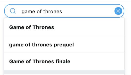 Alla ricerca di Game of Thrones su Twitter
