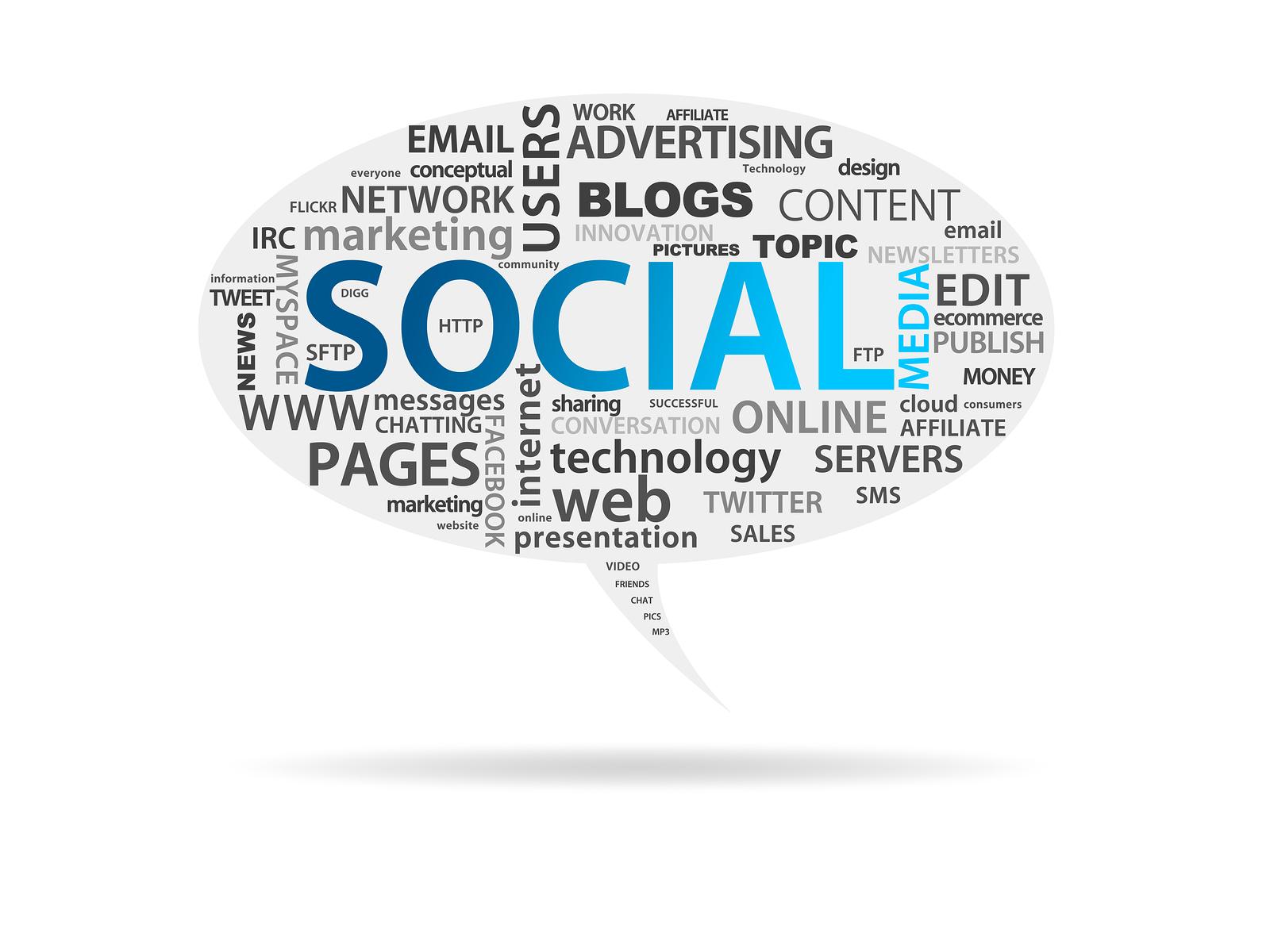 Il ruolo dei social media nell'industria legale
