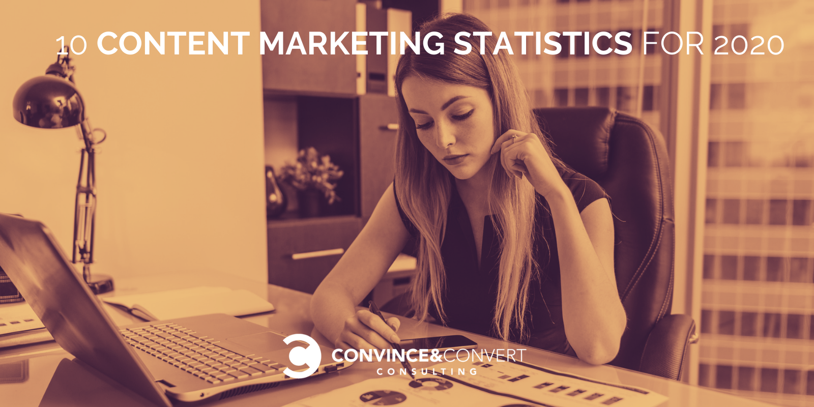 Statistiche di marketing dei contenuti