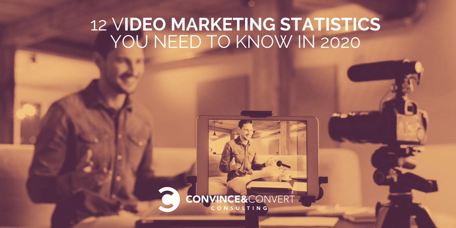 12 Statistiche di marketing video che devi conoscere nel 2020