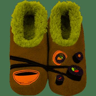 "Pantofole da donna snoozabili da donna - Pantofole - Sushi ""style ="" display: block; margine sinistro: auto; margine destro: auto;"