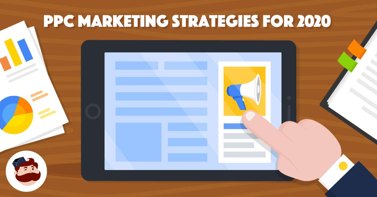 Illustrazione di apertura marketing PPC