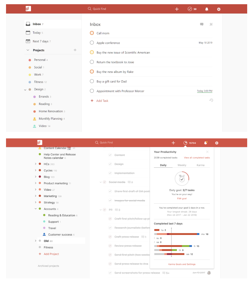 "todoist-free-project-management ""width ="" 838 ""style ="" larghezza: 838px; ""rel ="" noopener ""target ="" _ blank ""srcset ="" https://blog.hubspot.com/hs-fs/hubfs/ Schermo% 20Shot% 202020-02-28% 20at% 203.14.57% 20 PM.png? Larghezza = 419 e nome = Schermo% 20Shot% 202020-02-28% 20at% 203.14.57% 20 PM.png 419w, https: // blog .hubspot.com / hs-fs / hubfs / schermo% 20Shot% 202020-02-28% 20at% 203.14.57% 20 PM.png? width = 838 & name = schermo% 20Shot% 202020-02-28% 20at% 203.14.57 % 20 PM.png 838w, https://blog.hubspot.com/hs-fs/hubfs/Screen%20Shot%202020-02-28%20at%203.14.57%20PM.png?width=1257&name=Screen%20Shot% 202020-02-28% 20at% 203.14.57% 20 PM.png 1257w, https://blog.hubspot.com/hs-fs/hubfs/Screen%20Shot%202020-02-28%20at%203.14.57%20PM .png? width = 1676 & name = Screen% 20Shot% 202020-02-28% 20at% 203.14.57% 20 PM.png 1676w, https://blog.hubspot.com/hs-fs/hubfs/Screen%20Shot%202020- 02-28% 20at% 203.14.57% 20 PM.png? Larghezza = 2095 e nome = schermo% 20Shot% 202020-02-28% 20at% 203.14.57% 20 PM.png 2095w, https://blog.hubspot.com/hs -fs / hubfs / schermo% 20Shot% 202020-02-28% 20at% 203.14.57% 20 PM.png ? larghezza = 2514 e nome = schermo% 20Shot% 202020-02-28% 20at% 203.14.57% 20 PM.png 2514w ""dimensioni ="" (larghezza massima: 838px) 100vw, 838px"