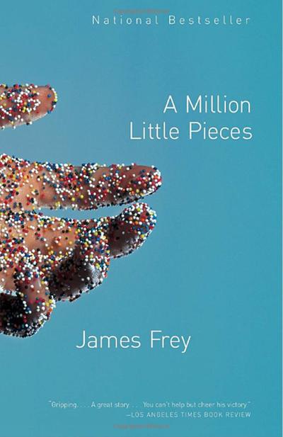 Copertina di un milione di piccoli pezzi