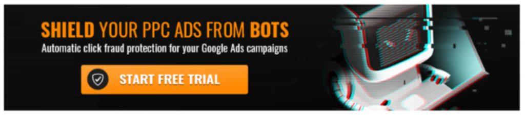 Annuncio banner di Google