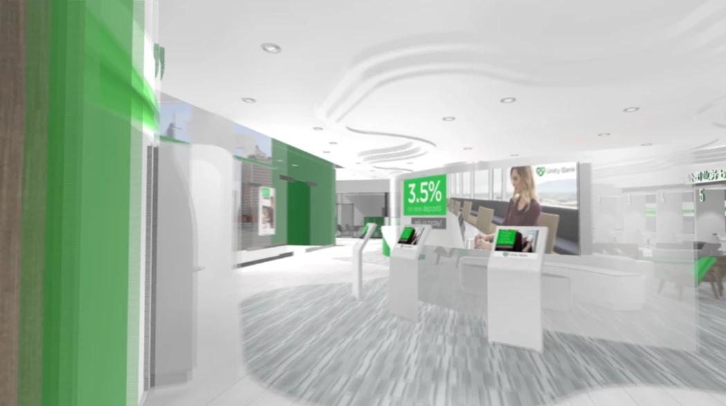 negozio di realtà virtuale testato con neuroscienze.