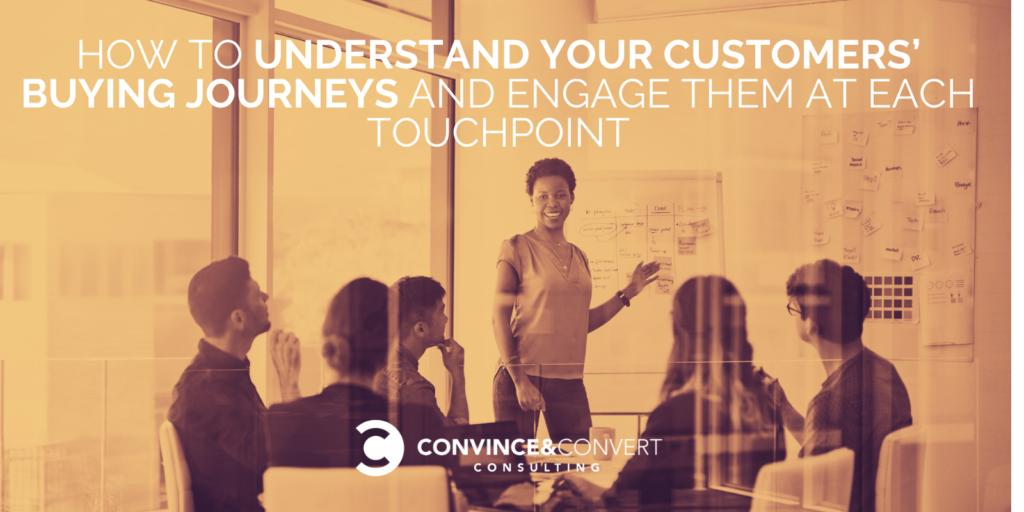 Come comprendere i viaggi di acquisto dei clienti (e coinvolgerli in ogni punto di contatto)