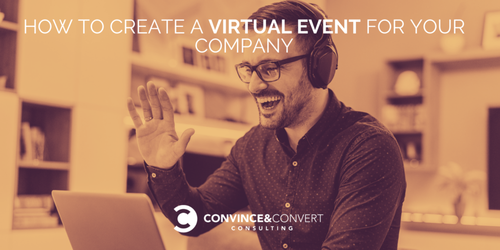 Come creare un evento virtuale per la tua azienda