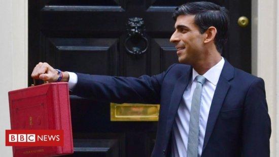 Cancelliere bilancio del Regno Unito