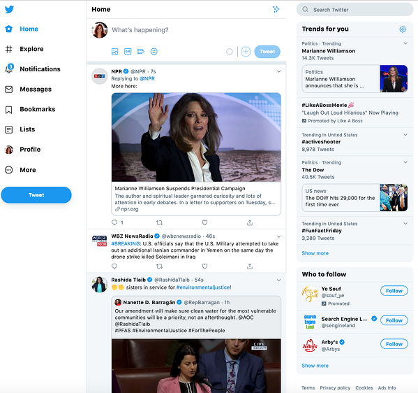 """Twitter feed in 2020"""" width=""""600"""" style=""""width: 600px; display: block; margin: 0px auto;"""" srcset=""""https://blog.hubspot.com/hs-fs/hubfs/How%206%20Social%20Media%20Networks%20Have%20Changed%20in%20the%20Last%20Decade-9.png?width=300&name=How%206%20Social%20Media%20Networks%20Have%20Changed%20in%20the%20Last%20Decade-9.png 300w, https://blog.hubspot.com/hs-fs/hubfs/How%206%20Social%20Media%20Networks%20Have%20Changed%20in%20the%20Last%20Decade-9.png?width=600&name=How%206%20Social%20Media%20Networks%20Have%20Changed%20in%20the%20Last%20Decade-9.png 600w, https://blog.hubspot.com/hs-fs/hubfs/How%206%20Social%20Media%20Networks%20Have%20Changed%20in%20the%20Last%20Decade-9.png?width=900&name=How%206%20Social%20Media%20Networks%20Have%20Changed%20in%20the%20Last%20Decade-9.png 900w, https://blog.hubspot.com/hs-fs/hubfs/How%206%20Social%20Media%20Networks%20Have%20Changed%20in%20the%20Last%20Decade-9.png?width=1200&name=How%206%20Social%20Media%20Networks%20Have%20Changed%20in%20the%20Last%20Decade-9.png 1200w, https://blog.hubspot.com/hs-fs/hubfs/How%206%20Social%20Media%20Networks%20Have%20Changed%20in%20the%20Last%20Decade-9.png?width=1500&name=How%206%20Social%20Media%20Networks%20Have%20Changed%20in%20the%20Last%20Decade-9.png 1500w, https://blog.hubspot.com/hs-fs/hubfs/How%206%20Social%20Media%20Networks%20Have%20Changed%20in%20the%20Last%20Decade-9.png?width=1800&name=How%206%20Social%20Media%20Networks%20Have%20Changed%20in%20the%20Last%20Decade-9.png 1800w"""" sizes=""""(max-width: 600px) 100vw, 600px"""