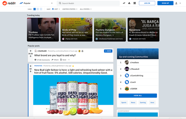 """Reddit feed in 2020"""" width=""""600"""" style=""""width: 600px; display: block; margin: 0px auto;"""" srcset=""""https://blog.hubspot.com/hs-fs/hubfs/How%206%20Social%20Media%20Networks%20Have%20Changed%20in%20the%20Last%20Decade-8.png?width=300&name=How%206%20Social%20Media%20Networks%20Have%20Changed%20in%20the%20Last%20Decade-8.png 300w, https://blog.hubspot.com/hs-fs/hubfs/How%206%20Social%20Media%20Networks%20Have%20Changed%20in%20the%20Last%20Decade-8.png?width=600&name=How%206%20Social%20Media%20Networks%20Have%20Changed%20in%20the%20Last%20Decade-8.png 600w, https://blog.hubspot.com/hs-fs/hubfs/How%206%20Social%20Media%20Networks%20Have%20Changed%20in%20the%20Last%20Decade-8.png?width=900&name=How%206%20Social%20Media%20Networks%20Have%20Changed%20in%20the%20Last%20Decade-8.png 900w, https://blog.hubspot.com/hs-fs/hubfs/How%206%20Social%20Media%20Networks%20Have%20Changed%20in%20the%20Last%20Decade-8.png?width=1200&name=How%206%20Social%20Media%20Networks%20Have%20Changed%20in%20the%20Last%20Decade-8.png 1200w, https://blog.hubspot.com/hs-fs/hubfs/How%206%20Social%20Media%20Networks%20Have%20Changed%20in%20the%20Last%20Decade-8.png?width=1500&name=How%206%20Social%20Media%20Networks%20Have%20Changed%20in%20the%20Last%20Decade-8.png 1500w, https://blog.hubspot.com/hs-fs/hubfs/How%206%20Social%20Media%20Networks%20Have%20Changed%20in%20the%20Last%20Decade-8.png?width=1800&name=How%206%20Social%20Media%20Networks%20Have%20Changed%20in%20the%20Last%20Decade-8.png 1800w"""" sizes=""""(max-width: 600px) 100vw, 600px"""