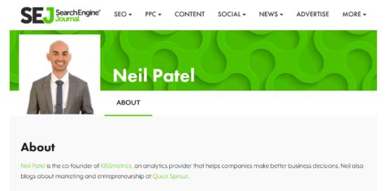 "Blogging di Neil Patel ""larghezza ="" 550 ""height ="" 272 ""srcset ="" https://www.smartinsights.com/wp-content/uploads/2020/03/Screenshot-2020-03-31-at-10.26.10 -550x272.png 550w, https://www.smartinsights.com/wp-content/uploads/2020/03/Screenshot-2020-03-31-at-10.26.10-150x74.png 150w, https: // www .smartinsights.com / wp-content / uploads / 2020/03 / Screenshot-2020-03-31-at-10.26.10-250x124.png 250w, https://www.smartinsights.com/wp-content/uploads/ 2020/03 / Screenshot-2020-03-31-at-10.26.10.png 639w ""dimensioni ="" (larghezza massima: 550px) 100vw, 550px"