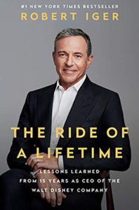 The Ride of a Lifetime: lezioni apprese da 15 anni come CEO di The Walt Disney Company