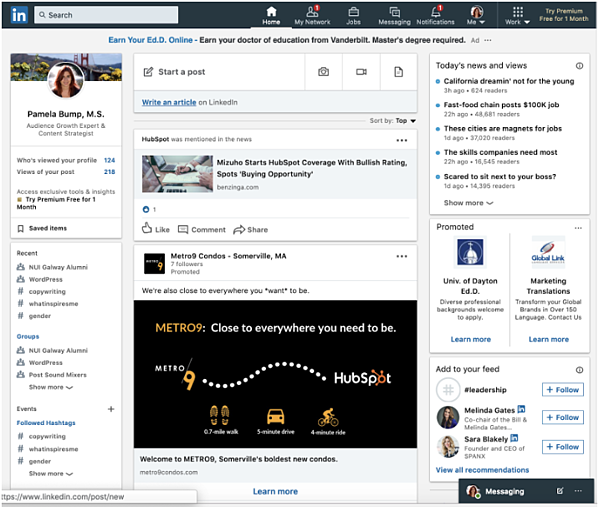 """LinkedIn feed in 2020"""" srcset=""""https://blog.hubspot.com/hs-fs/hubfs/image-3807.png?width=300&name=image-3807.png 300w, https://blog.hubspot.com/hs-fs/hubfs/image-3807.png?width=600&name=image-3807.png 600w, https://blog.hubspot.com/hs-fs/hubfs/image-3807.png?width=900&name=image-3807.png 900w, https://blog.hubspot.com/hs-fs/hubfs/image-3807.png?width=1200&name=image-3807.png 1200w, https://blog.hubspot.com/hs-fs/hubfs/image-3807.png?width=1500&name=image-3807.png 1500w, https://blog.hubspot.com/hs-fs/hubfs/image-3807.png?width=1800&name=image-3807.png 1800w"""" sizes=""""(max-width: 600px) 100vw, 600px"""