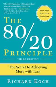 Il principio 80/20: il segreto per ottenere di più con meno